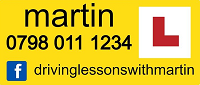 Driving Lessons With Martin (Nottingham)
