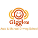 Giggles Driving School covers Altrincham